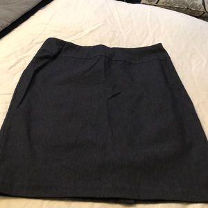 Dresses & Skirts - Like New Tribal Brand Denim Stretch Skirt sz 10
